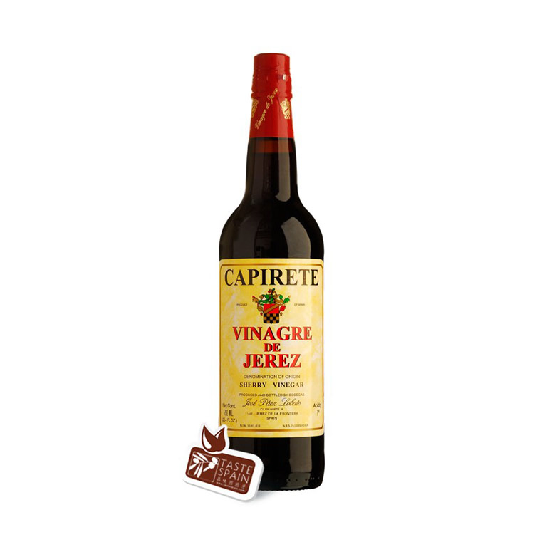 Capirete Sherry Vinegar 750ml from Spain in India