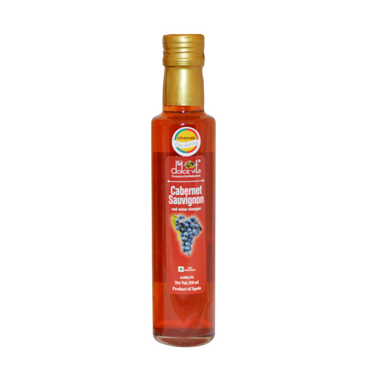 Dolce Vita Cabernet Red Wine Vinegar 250ml from Italy in India