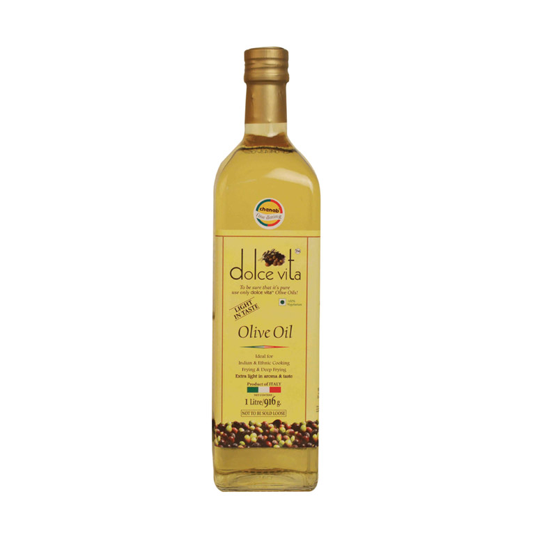 Dolce Vita Italian Extra Light Olive Oil 1liter from Italy in India