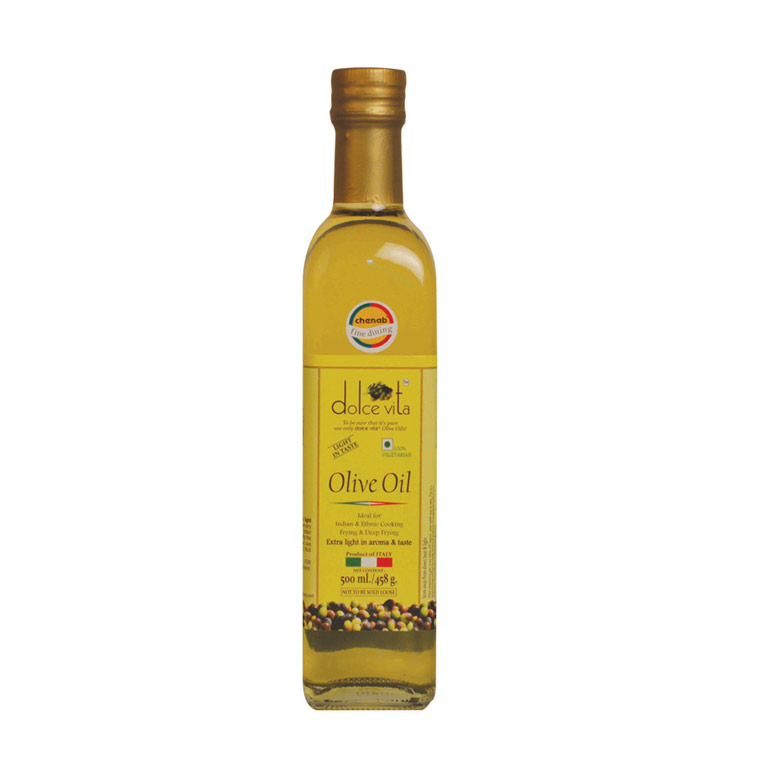 Dolce Vita Italian Extra Light Olive Oil 500ml from Italy in India