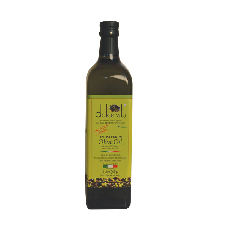 Dolce Vita Italian Extra Virgin Olive Oil 1liter from Italy in India