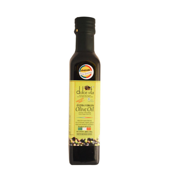 Imported Extra Virgin Olive Oil from Italy in India