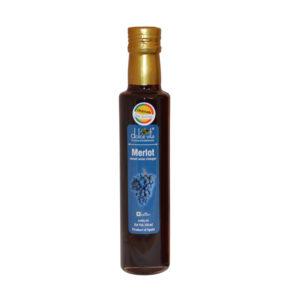 Dolce Vita Merlot Sweet Wine Vinegar 250ml from Italy in India