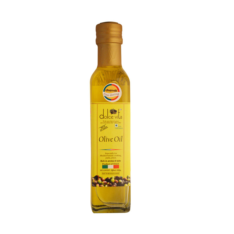 Dolce Vita Italian Pure Olive Oil 250ml from Italy in India