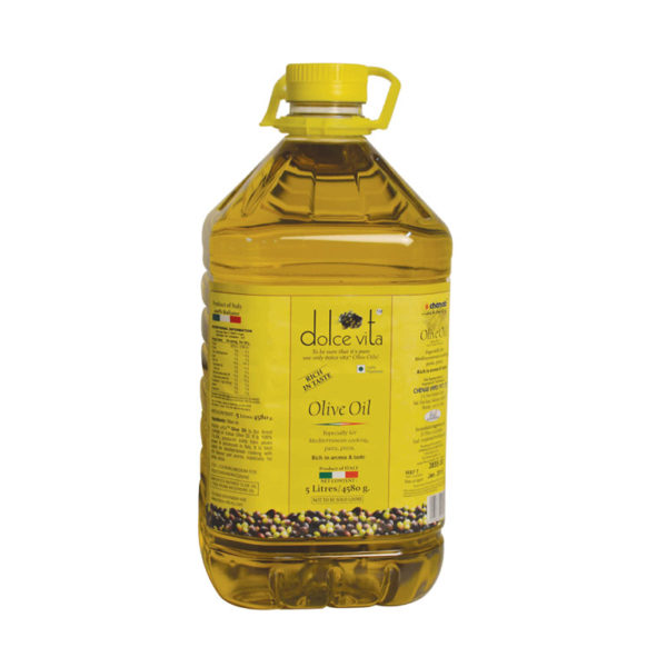 Imported Pure Olive Oil from Italy in India