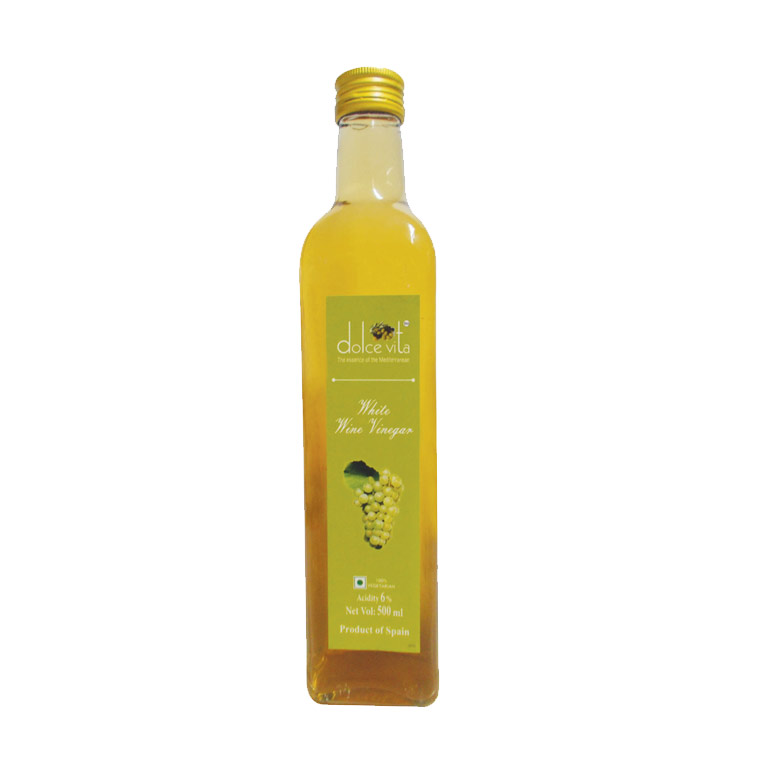 Dolce Vita White Wine Vinegar 500ml from Italy in India
