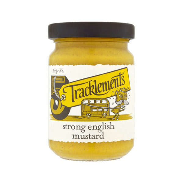 Imported Strong English Mustard from UK in India