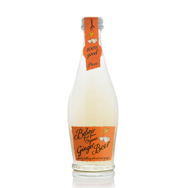 Belvoir Organic Ginger Beer Juices 250ml from UK in India
