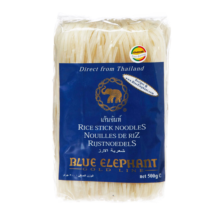 Blue Elephant Pad Thai Noodles 500gm from Thailand in India