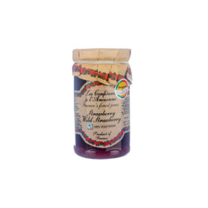 Shortbread French Wild Strawberry Jam 270g from France in India