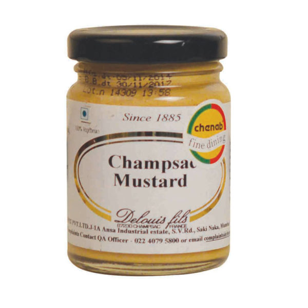 Imported French Mild Dijon Mustard from France in India