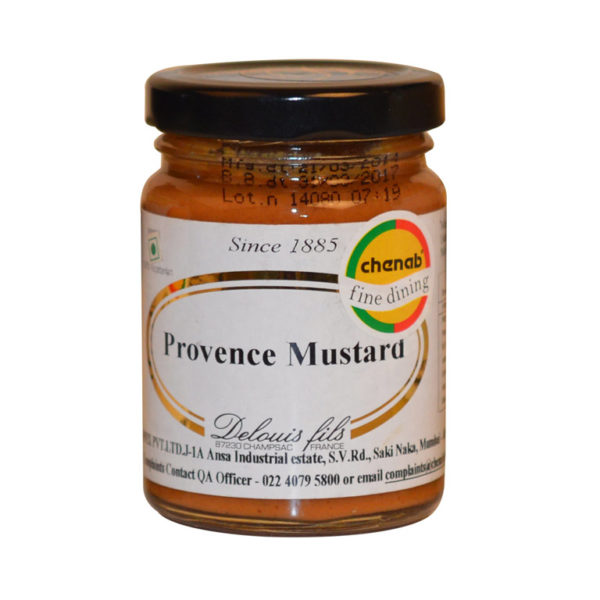 Imported French Provence Mustard from France in India