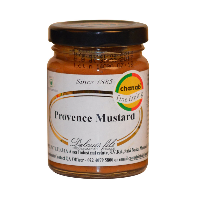 Delouis French Provence Mustard 100gm from France in India