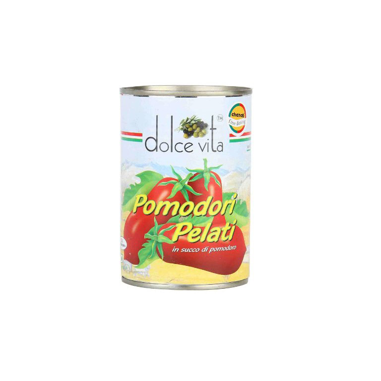 Dolce Vita Peeled Tomatoes 400gm from Italy in India