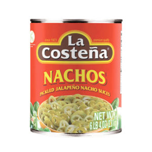 Mexican Jalapeno Peppers 2.8kg – La Costena