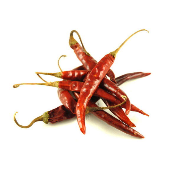 Imported Chile Arbol Whole Mexican Chilli from Mexico in India