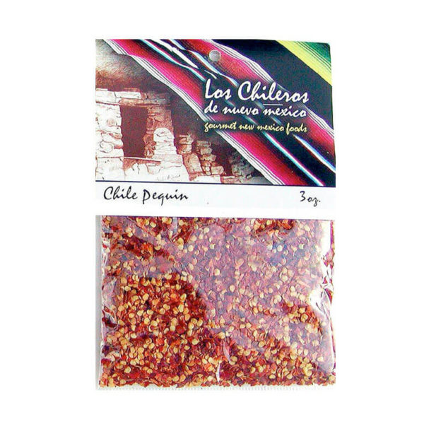 Mexican Chilli Pequin Crushed 56g – Los Chileros