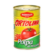 Rodolfi Italian Crushed Tomato 400gm from Italy in India