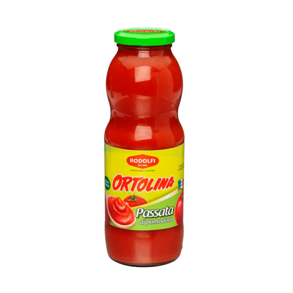 Imported Italian Tomato Puree from UK in India