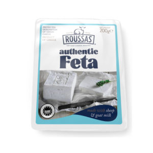 Roussas Feta Cheese 200gm from Greece in India