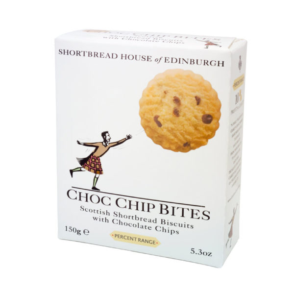 Imported Choco Chip Biscuits from UK in India