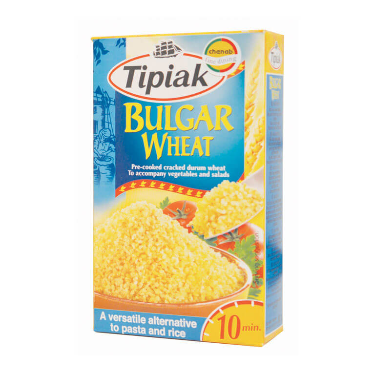 Bulgar Wheat 500g – Tipiak