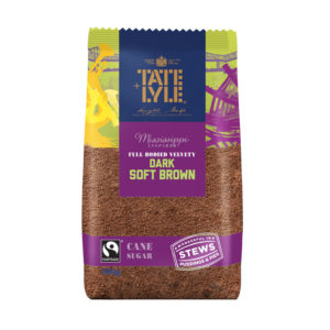 Tate Lyle Dark Brown Soft Sugar 500gm from UK in India