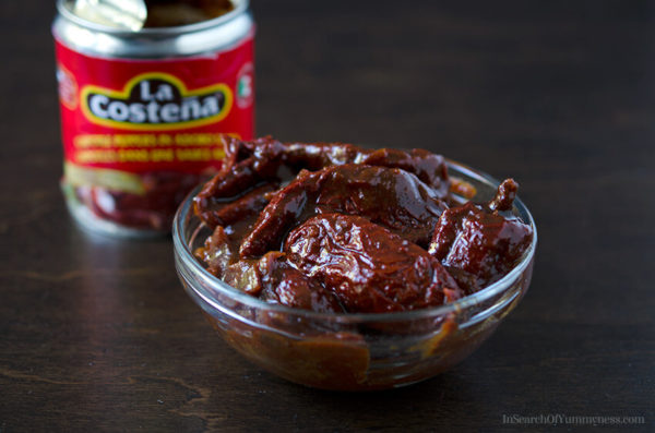 Chipotle Peppers in Adobo Sauce–La Costena | Mexican Food |