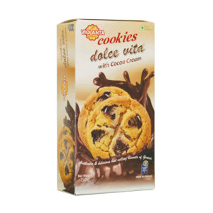 Dolce Vita Cookies 150gm from Italy in India