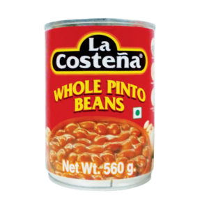 La Costena Mexican Whole Pinto Beans 560gm from Mexico in India