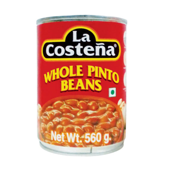 Imported Mexican Whole Pinto Beans from Mexico in India