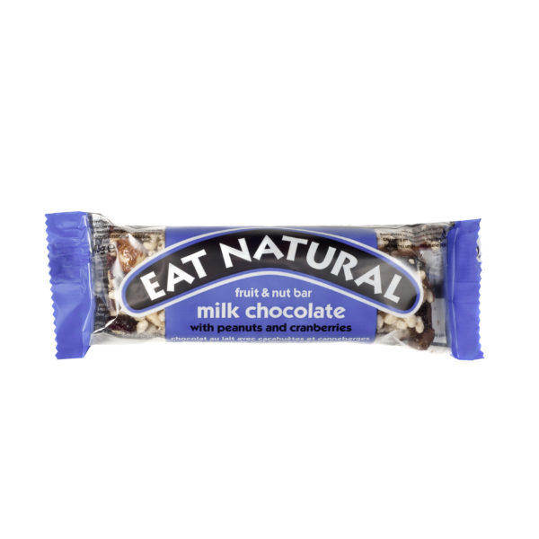 EatNatural Peanuts & Cranberries