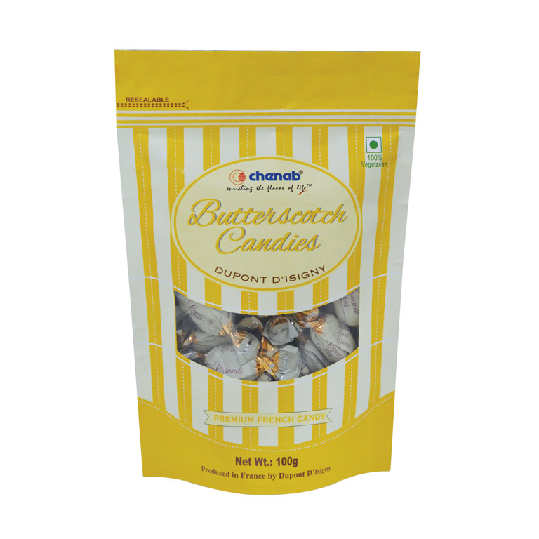 Butterscotch Candy Confectionery 100g – Dupont D' Isingy