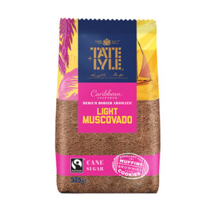 Tate Lyle Light Muscovado Sugar 325gm from UK in India