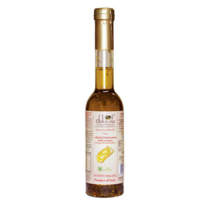 Flavored extra virgin olive oil with Mediterranean Herbs & Spices (bruschetta) 250ml – Dolce Vita