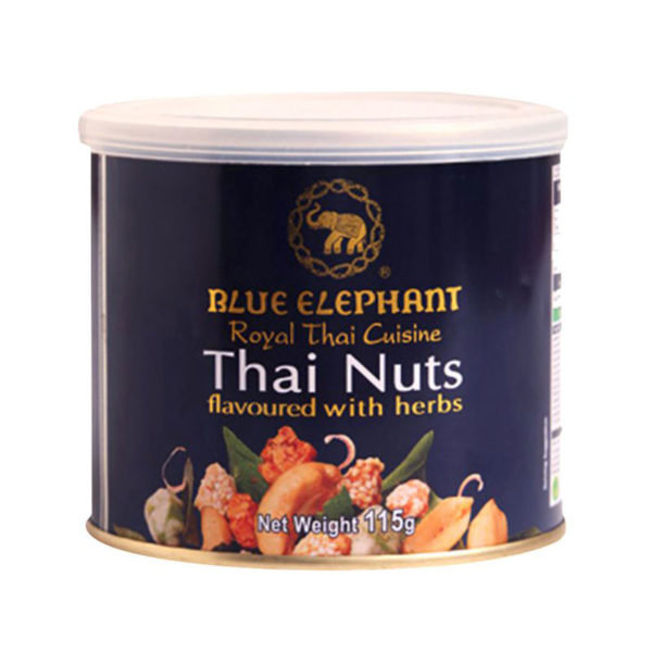 Blue Elephant - Nuts-Flavoured-with-Herbs-115g