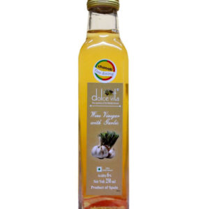 Dolce-Vita-Wine-Vinegar-With-Garlic-Flavour-500ml