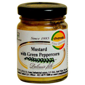 Strong-Mustard-With-Green-Pepper-Corns-100g