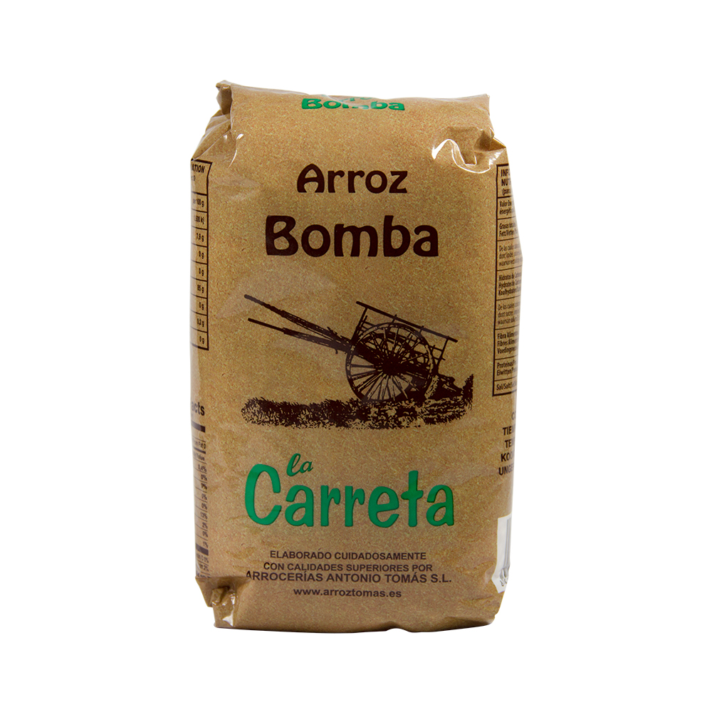 Arroz Bomba Rice
